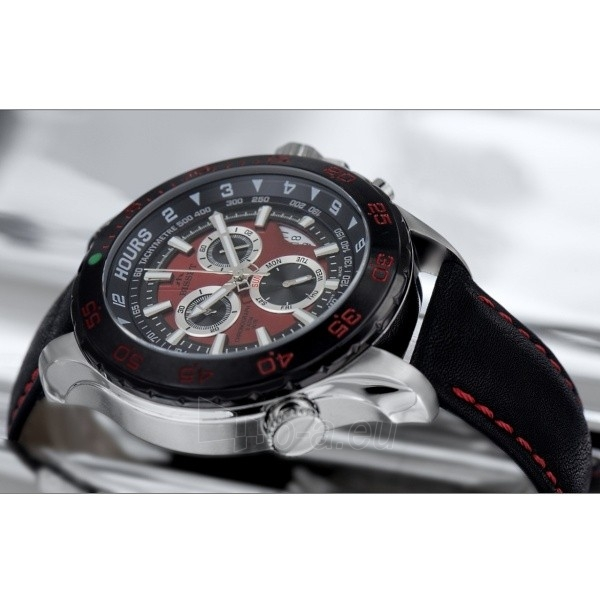 Vyriškas laikrodis BISSET Aias III BSCC03TIRB05AX Paveikslėlis 1 iš 2 30069609268