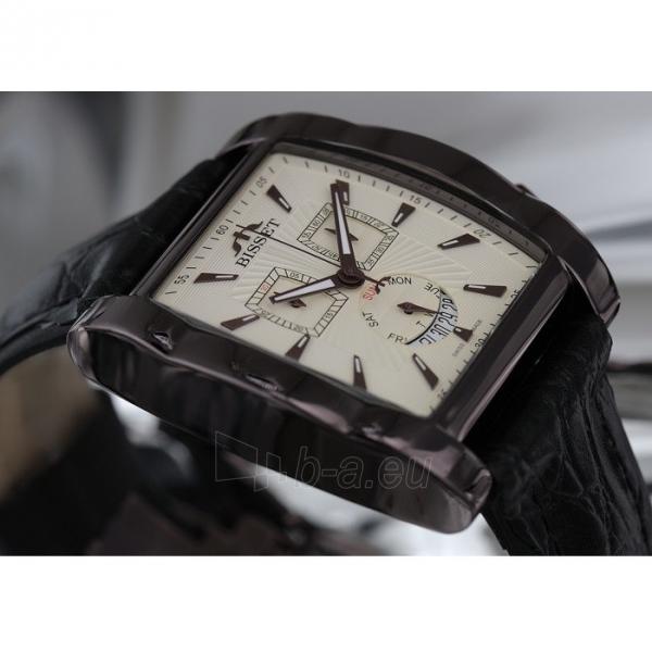 Vyriškas laikrodis BISSET Alone XB2CX11VISX Paveikslėlis 1 iš 1 30069606692