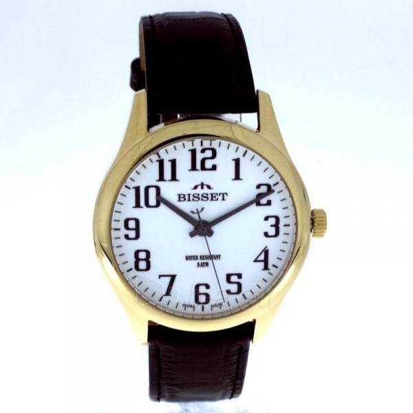 Men's watch BISSET Aneadam II BSCD57GAWX05BX Paveikslėlis 9 iš 9 30069605680