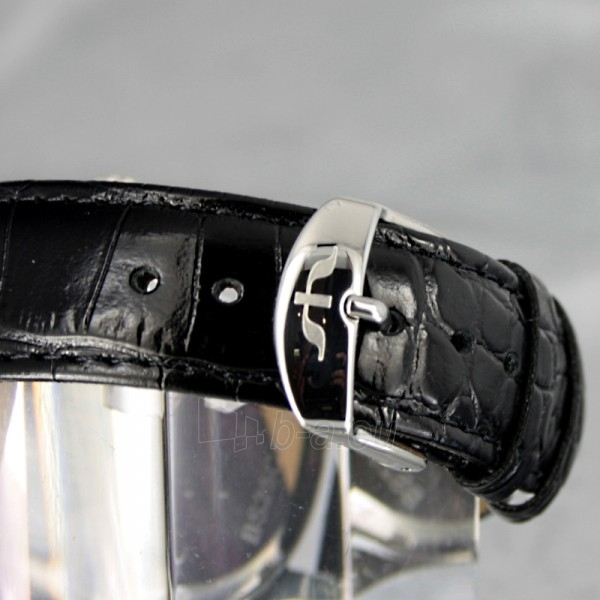 Male laikrodis BISSET Aneadam Steel BSCC41 MS WHBK BK Paveikslėlis 5 iš 7 310820018370