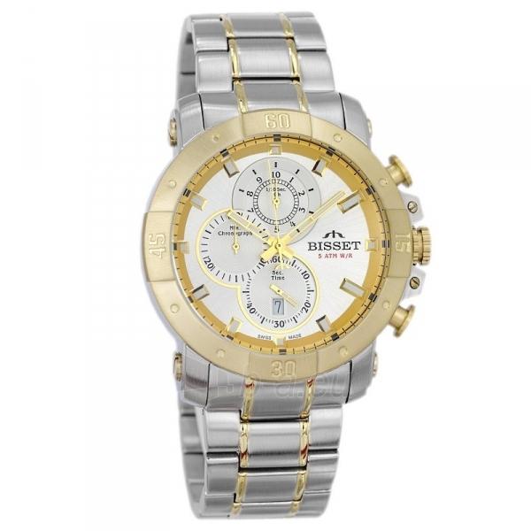 Vīriešu pulkstenis BISSET Argentum  BSDD90TISX05AX Paveikslėlis 1 iš 3 30069610805
