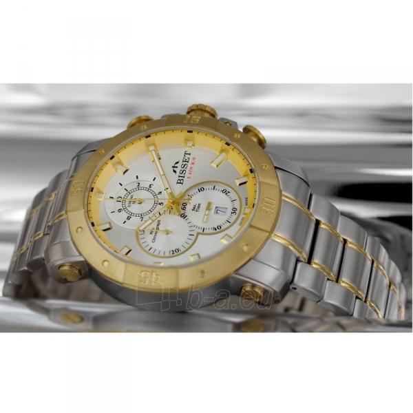 Vīriešu pulkstenis BISSET Argentum  BSDD90TISX05AX Paveikslėlis 2 iš 3 30069610805