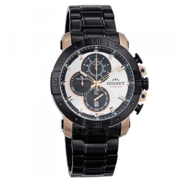 Vyriškas laikrodis BISSET Argentum BSDD90TISB05AX Paveikslėlis 1 iš 3 30069610806
