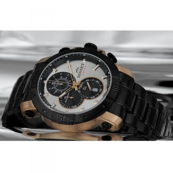 Vyriškas laikrodis BISSET Argentum BSDD90TISB05AX Paveikslėlis 2 iš 3 30069610806