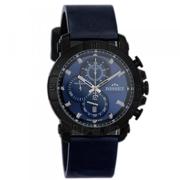 Male laikrodis BISSET Argentum Soft  BSCD91BIDX05AX Paveikslėlis 1 iš 3 30069610807