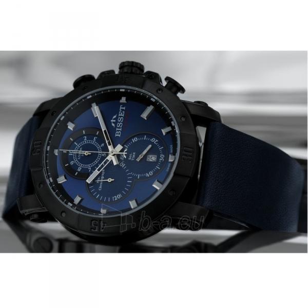 Male laikrodis BISSET Argentum Soft  BSCD91BIDX05AX Paveikslėlis 2 iš 3 30069610807