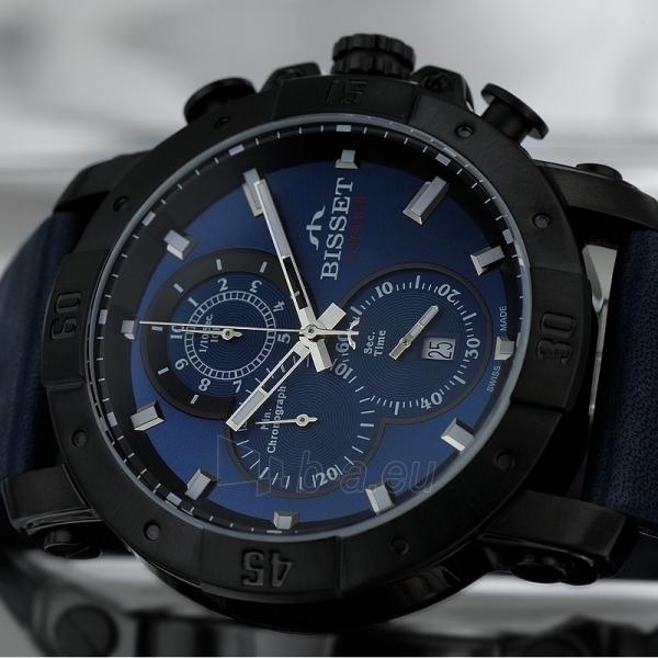 Male laikrodis BISSET Argentum Soft  BSCD91BIDX05AX Paveikslėlis 3 iš 3 30069610807
