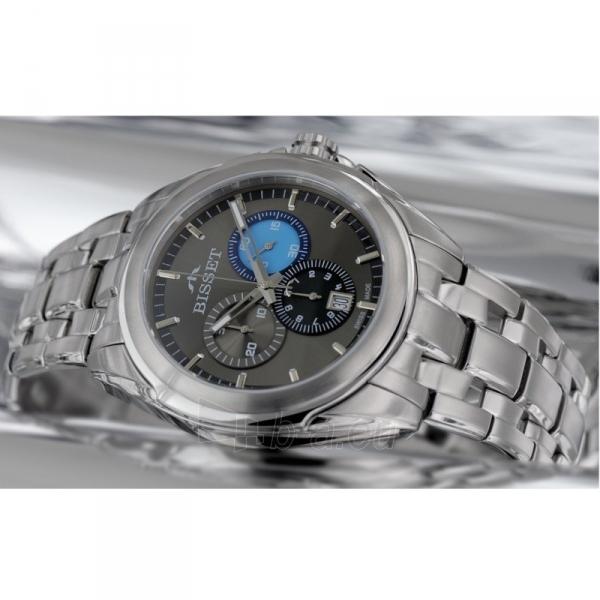 Vīriešu pulkstenis BISSET Atom BSDD99SISD10AX Paveikslėlis 1 iš 2 310820008623