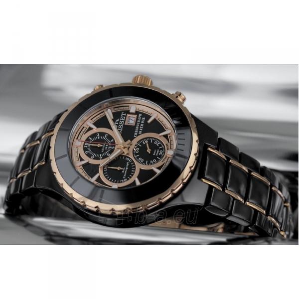 Vīriešu pulkstenis BISSET Averto BSFE10BIBZ10AX Paveikslėlis 5 iš 5 310820008608