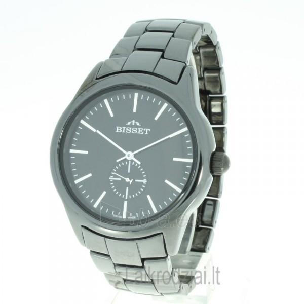 Vyriškas laikrodis BISSET Black BSFD66BIBW03BX Paveikslėlis 3 iš 9 310820008593