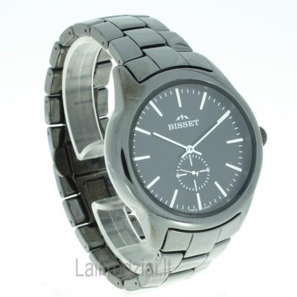 Vyriškas laikrodis BISSET Black BSFD66BIBW03BX Paveikslėlis 7 iš 9 310820008593