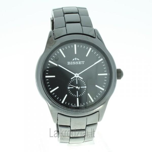 Vyriškas laikrodis BISSET Black BSFD66BIBW03BX Paveikslėlis 9 iš 9 310820008593