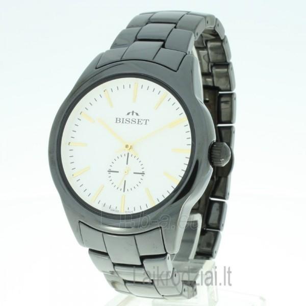 Vyriškas laikrodis BISSET Black BSFD66BISG03BX Paveikslėlis 3 iš 8 30069605692