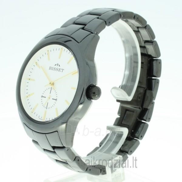 Vyriškas laikrodis BISSET Black BSFD66BISG03BX Paveikslėlis 4 iš 8 30069605692