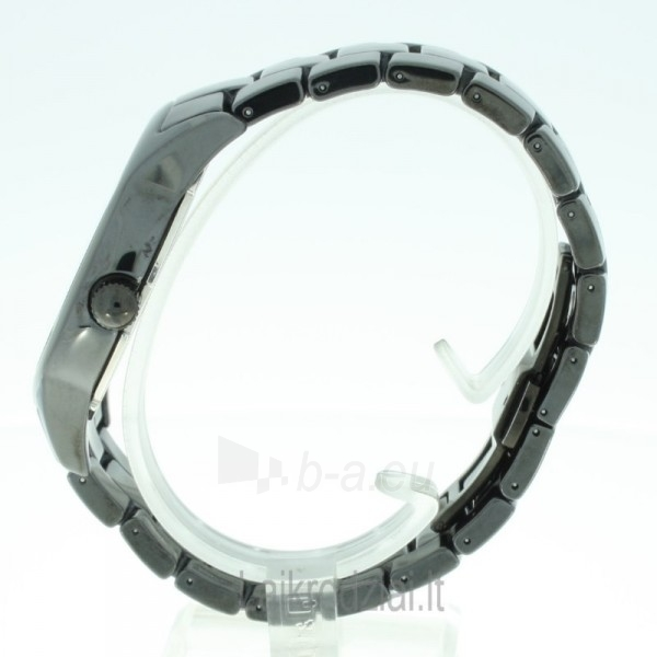 Vīriešu pulkstenis BISSET Black BSFD66BISG03BX Paveikslėlis 5 iš 8 30069605692