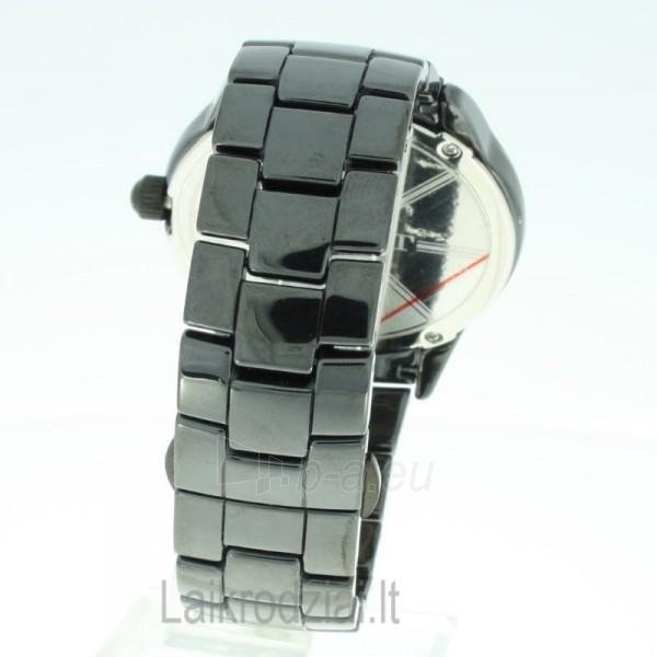 Vīriešu pulkstenis BISSET Black BSFD66BISG03BX Paveikslėlis 6 iš 8 30069605692