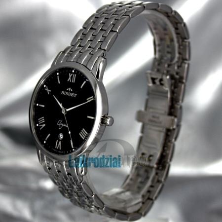 Vyriškas laikrodis BISSET Blanche BS25A99 MS BK Paveikslėlis 1 iš 7 30069605694