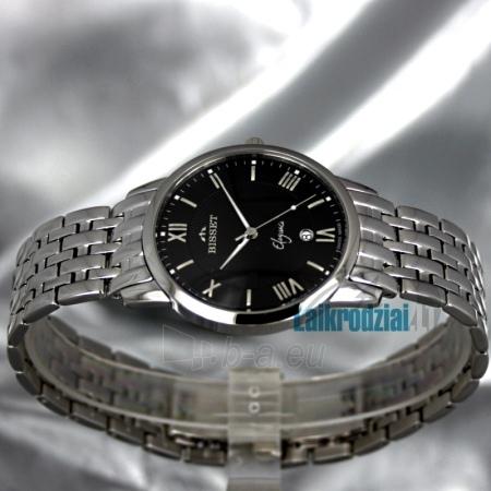 Vyriškas laikrodis BISSET Blanche BS25A99 MS BK Paveikslėlis 4 iš 7 30069605694