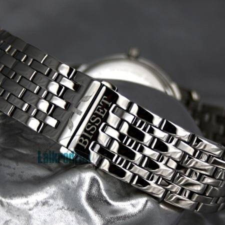 Vyriškas laikrodis BISSET Blanche BS25A99 MS BK Paveikslėlis 5 iš 7 30069605694