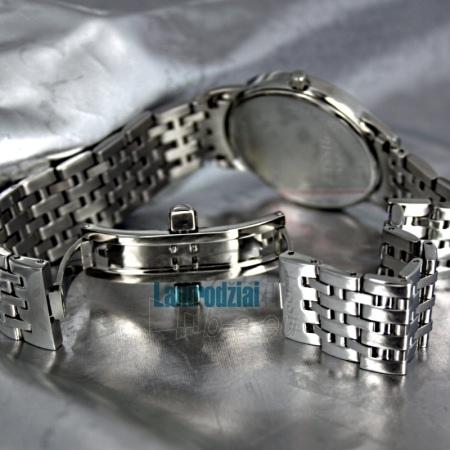 Vyriškas laikrodis BISSET Blanche BS25A99 MS BK Paveikslėlis 6 iš 7 30069605694