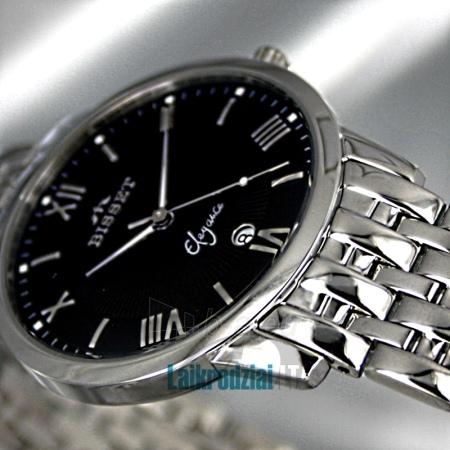 Vyriškas laikrodis BISSET Blanche BS25A99 MS BK Paveikslėlis 7 iš 7 30069605694