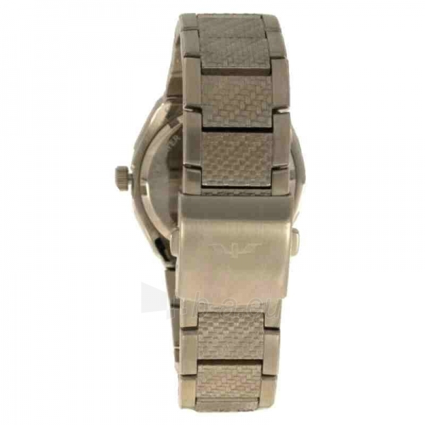 Male laikrodis BISSET BS25A75MSBK Paveikslėlis 3 iš 4 30069606694