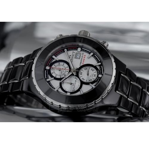 Vyriškas laikrodis BISSET BSFE10BISB10AX Paveikslėlis 2 iš 2 310820009005
