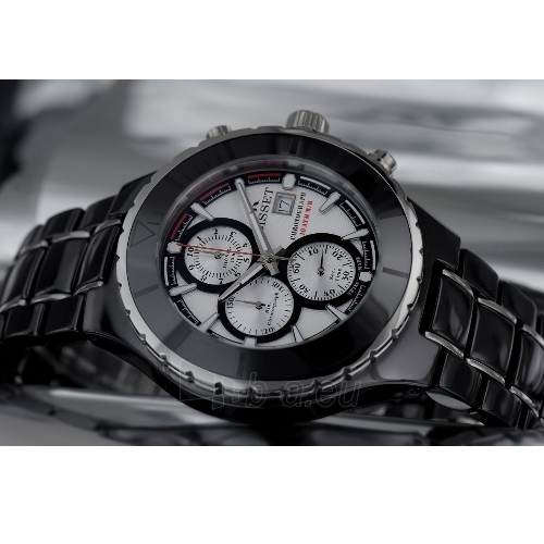 Vyriškas laikrodis BISSET BSFE10BISB10AX Paveikslėlis 1 iš 2 310820009005