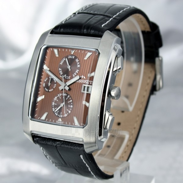 Vyriškas laikrodis BISSET BURION BSCD14SIYX Paveikslėlis 1 iš 7 30069605700