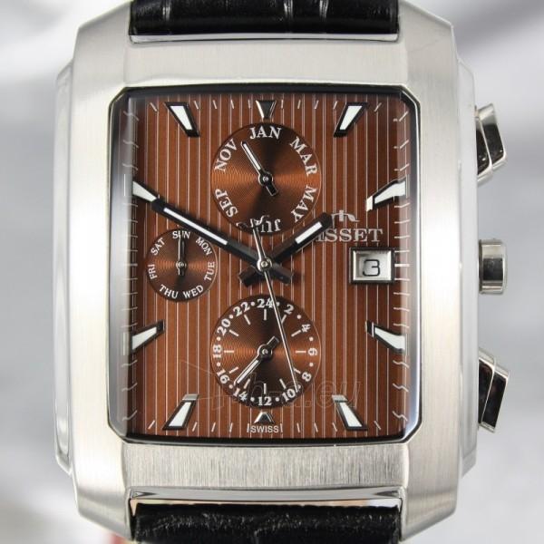 Vyriškas laikrodis BISSET BURION BSCD14SIYX Paveikslėlis 4 iš 7 30069605700
