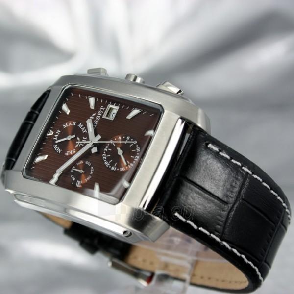 Vyriškas laikrodis BISSET BURION BSCD14SIYX Paveikslėlis 5 iš 7 30069605700