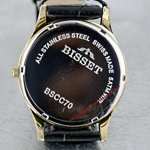 Vyriškas laikrodis BISSET City tour BSCC70GIGX Paveikslėlis 4 iš 5 30069605702