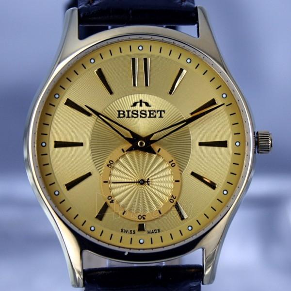 Vyriškas laikrodis BISSET City tour BSCC70GIGX Paveikslėlis 5 iš 5 30069605702