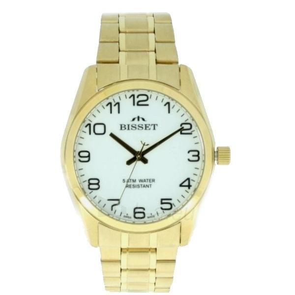 Vīriešu pulkstenis BISSET Colonial BSDD65GAWX05BX Paveikslėlis 4 iš 4 30069605703