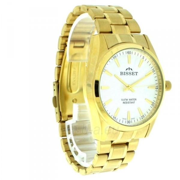 Vīriešu pulkstenis BISSET Colonial BSDD65GISX05BX Paveikslėlis 8 iš 9 30069605705