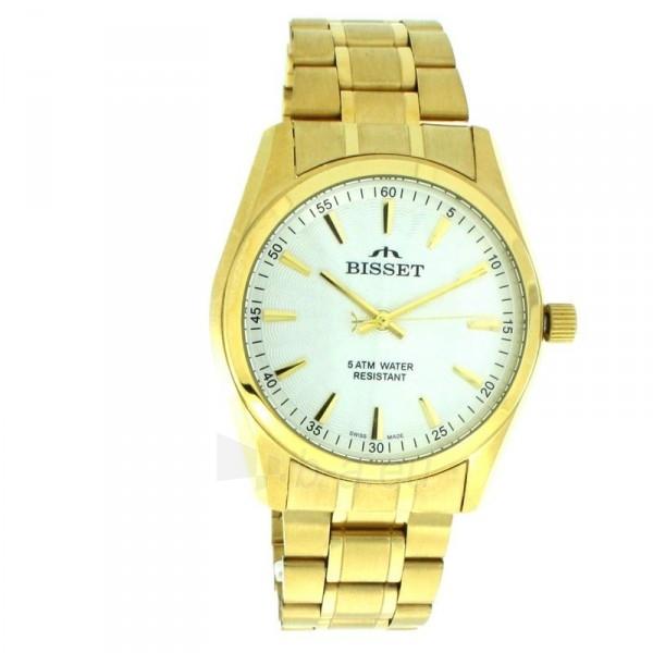 Vīriešu pulkstenis BISSET Colonial BSDD65GISX05BX Paveikslėlis 9 iš 9 30069605705