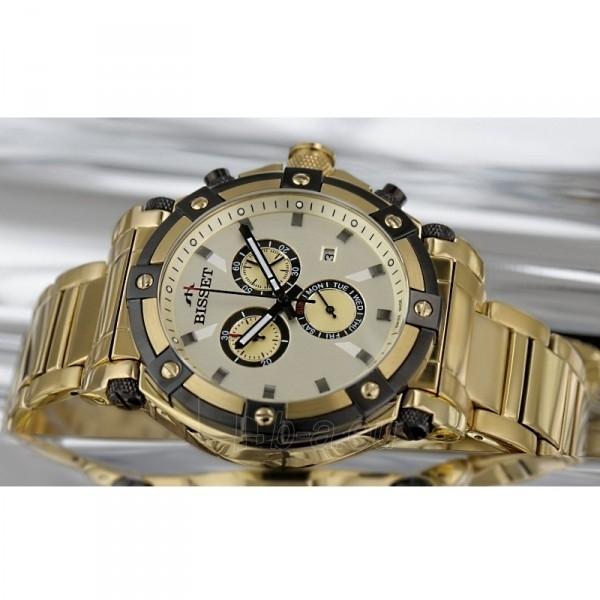 Vyriškas laikrodis BISSET Concordia BSDC77GIGX05AX Paveikslėlis 1 iš 2 30069605709