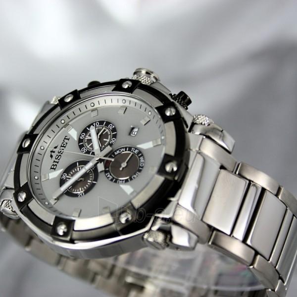 Male laikrodis BISSET Concordia BSDC77SISY Paveikslėlis 4 iš 7 30069606695