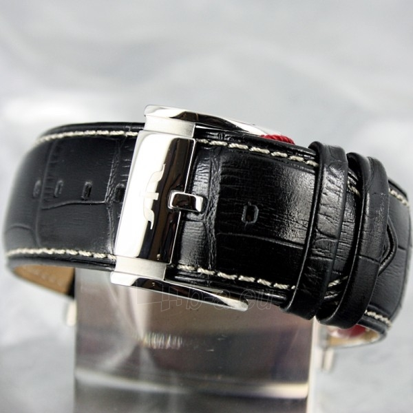 Men's watch BISSET Crossover BSCC92 MS BKWH BK Paveikslėlis 3 iš 8 30069605712