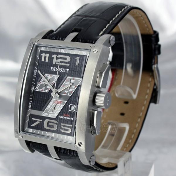 Vyriškas laikrodis BISSET Crossover BSCC92SABS05AX Paveikslėlis 1 iš 6 30069605713