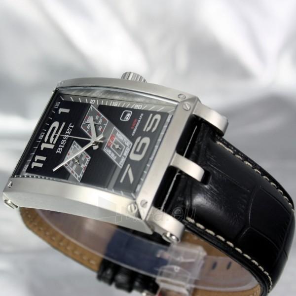 Vyriškas laikrodis BISSET Crossover BSCC92SABS05AX Paveikslėlis 4 iš 6 30069605713