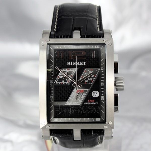 Vyriškas laikrodis BISSET Crossover BSCC92SABS05AX Paveikslėlis 6 iš 6 30069605713