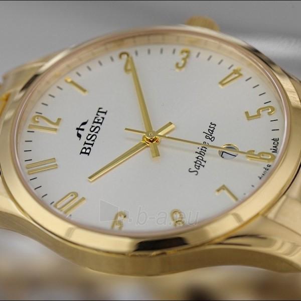 Vyriškas laikrodis BISSET Crystal II BSDX17GASX05BX Paveikslėlis 2 iš 9 30069605716
