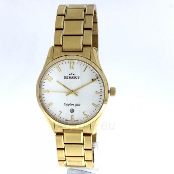 Vyriškas laikrodis BISSET Crystal II BSDX17GASX05BX Paveikslėlis 8 iš 9 30069605716