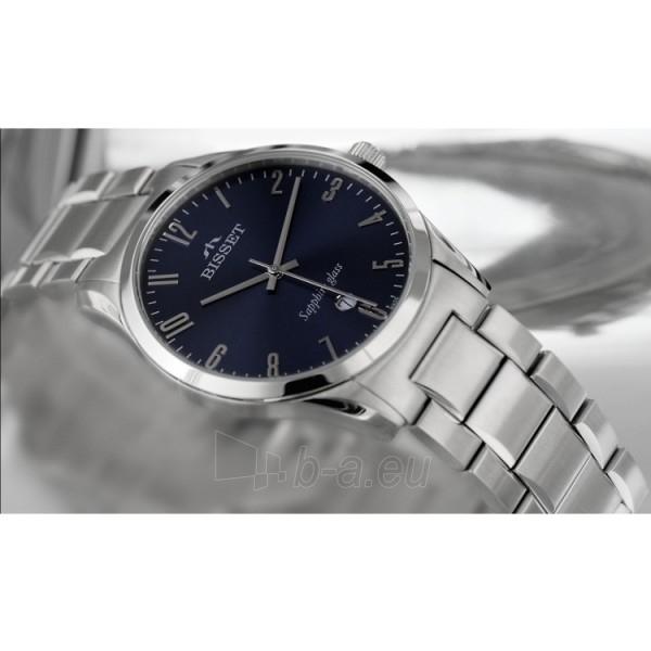 Vīriešu pulkstenis BISSET Crystal II BSDX17SADX05BX Paveikslėlis 1 iš 2 30069605718