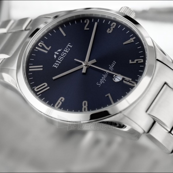 Vīriešu pulkstenis BISSET Crystal II BSDX17SADX05BX Paveikslėlis 2 iš 2 30069605718