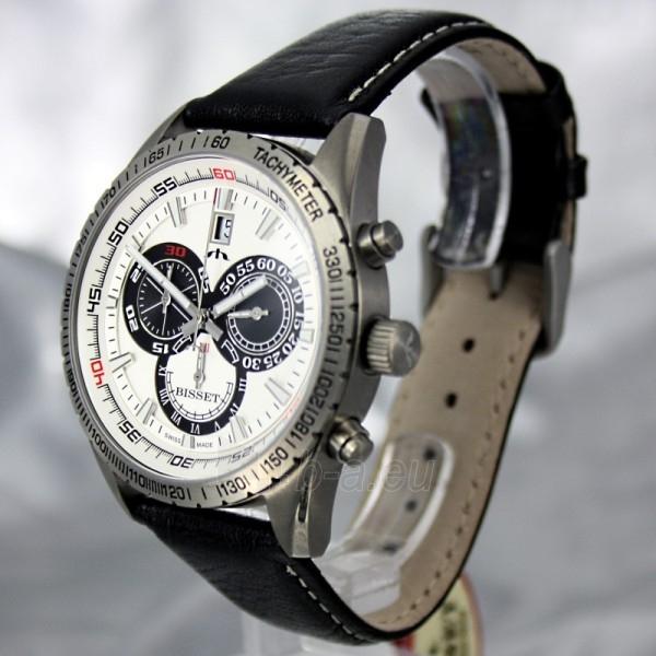 Men's watch BISSET Cyklon BSCC74TIWHBK (BSCC74DISB) Paveikslėlis 1 iš 7 30069605719
