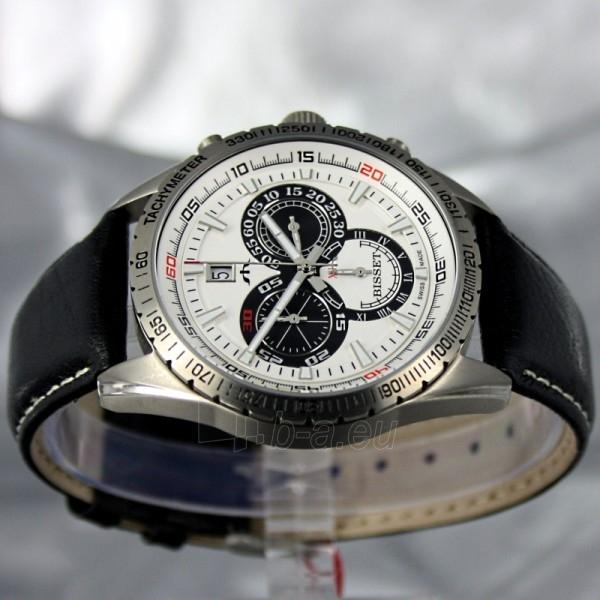 Men's watch BISSET Cyklon BSCC74TIWHBK (BSCC74DISB) Paveikslėlis 3 iš 7 30069605719
