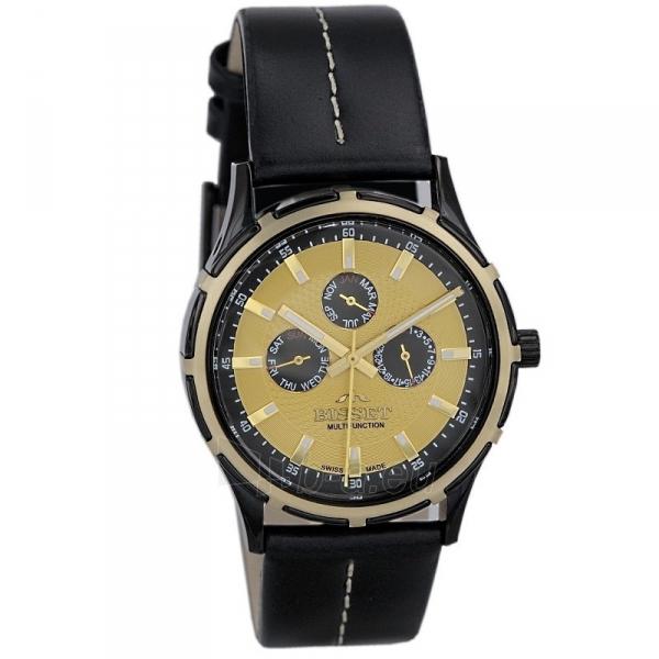 Male laikrodis BISSET Dancer BSCC27TIGB05BX Paveikslėlis 1 iš 3 310820008983