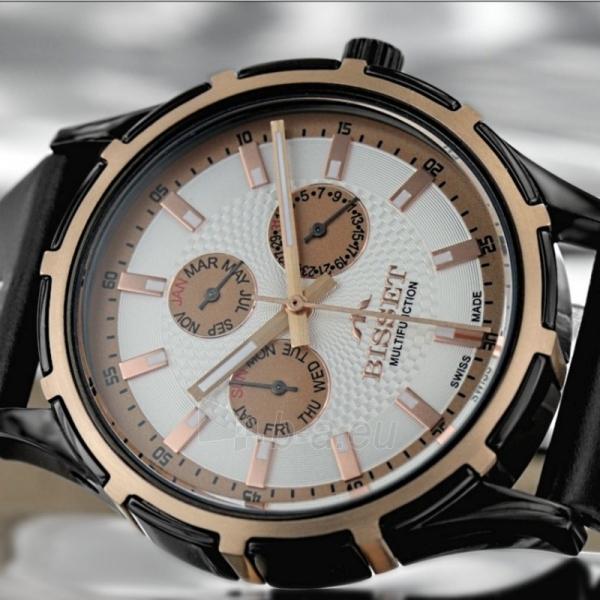 Male laikrodis BISSET Dancer BSCC27TISZ05BX Paveikslėlis 2 iš 3 310820008984